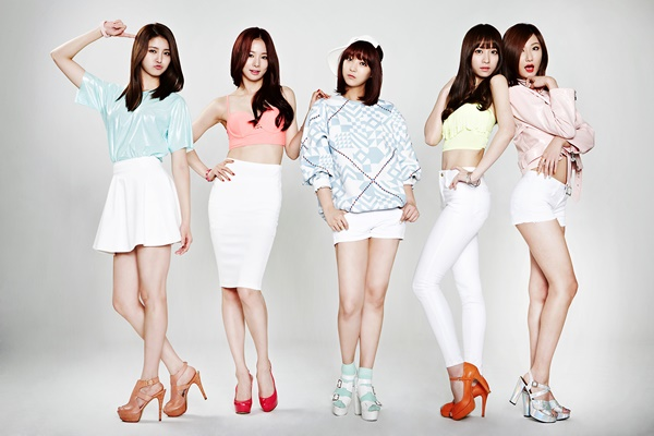 EXID up down